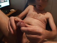 Sensitive Cock - Mad Cumshots