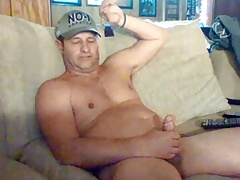 Hot redneck having fun