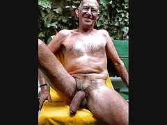 silver daddy and mature bear slide show