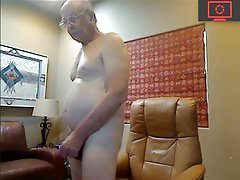 grandpa naked cock show